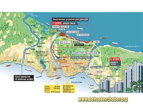 Emlak Konut-Kanal İstanbul çevresinde projeler geliştirecek