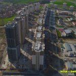 Bahçekent Avrupark Mart 2018 Havadan Fotoğrafları