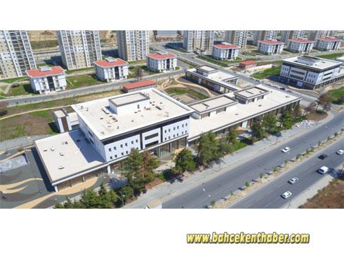 Bahçekent Ticaret Merkezi Cep Otopark