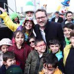 Başakşehir Belediyesi Başkanı Bahçekent'lileri Ziyaret Etti!