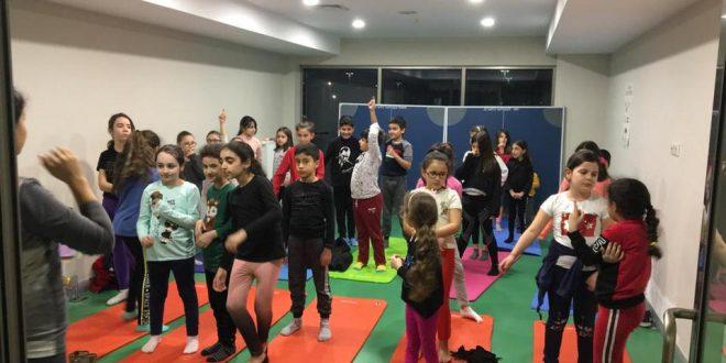 Bahçekent Flora'da Çocuk Yogası Etkinliği Devam Ediyor!