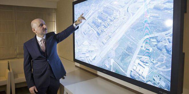Başakşehir Şehir Hastanesi yolları yapılmaya başlandı!