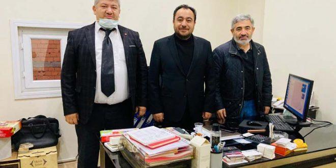 Bahçekent Gazetesi, Prizma Ambalaj'ı ziyaret etti
